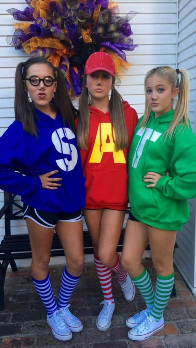 90 Cute Funny Diy Group Halloween Costumes To Make The Best Memories Glam Vapours